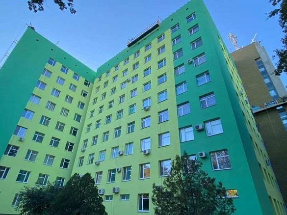 Олександр Скічко розповів про #ВеликеБудівництво в обласній лікарні