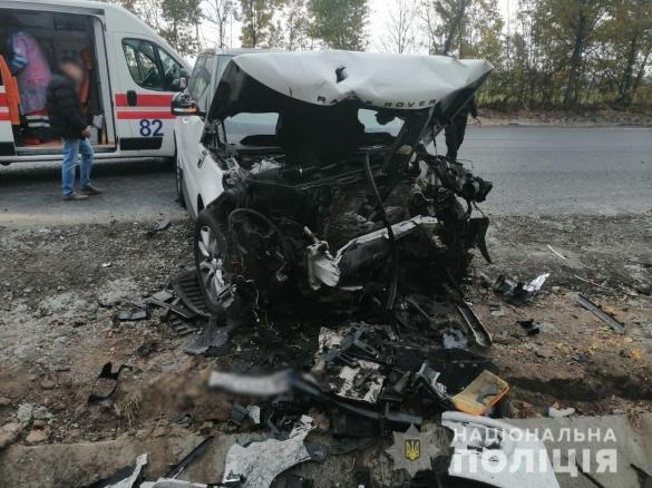 Винуватцю смертельної ДТП на Звенигородщині обрали запобіжний захід
