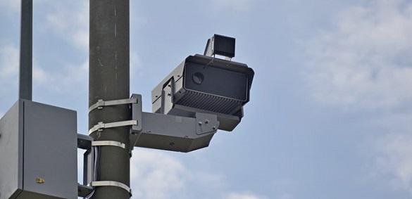 У Черкасах з'явилася ще одна камера автофіксації порушень ПДР