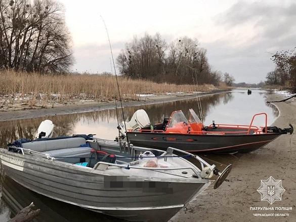 Завдяки небайдужим вдалось знайти викрадений на Черкащині човен