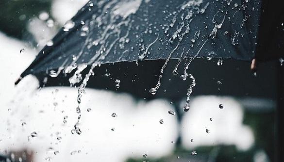 Дощі в Черкаській області триватимуть і завтра