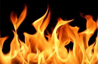 На Шполянщині за півгодини сталося дві пожежі