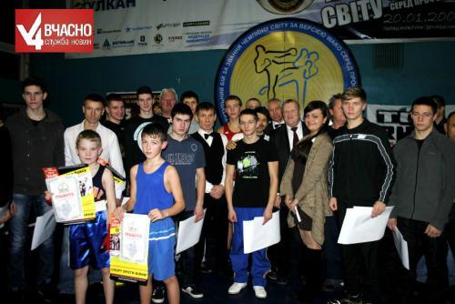 У Черкасах боксували кращі молоді спортсмени області