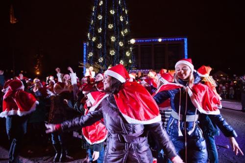 На Соборній Площі у Черкасах новорічних гулянь не буде