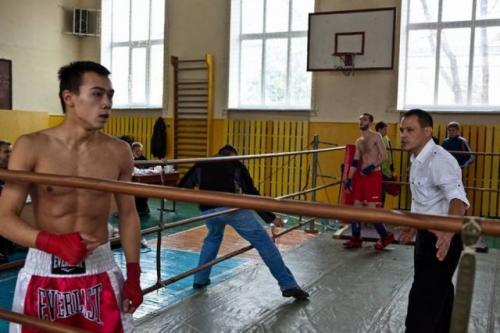 У Черкасах живе спортивний Джекі Чан