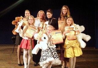 Черкаські вокалісти  серед призерів на конкурсі