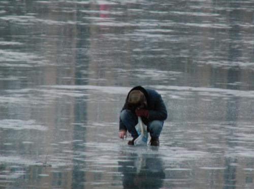 Черкасців просять бути обережними на льоду
