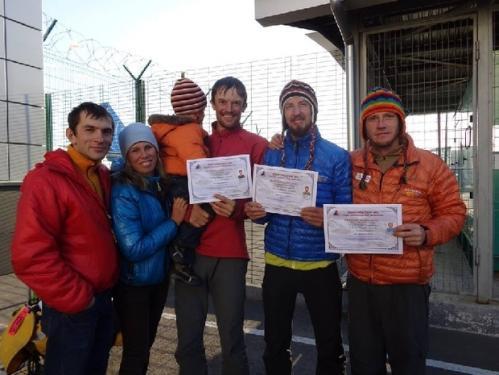 Черкасці у трійці кращих альпіністів світу