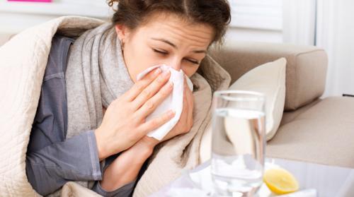 В області стало більше хворих на грип та ГРВІ