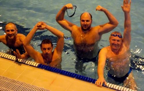 Черкаські плавці із всеукраїнським золотом