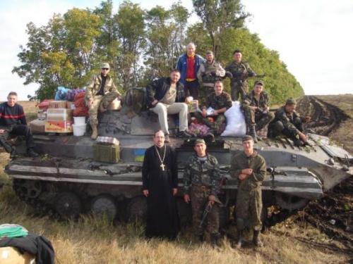 Волонтери зі Шполи побували на Донеччині
