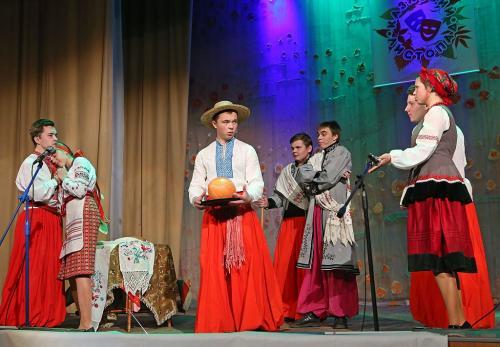 Театральний конкурс
