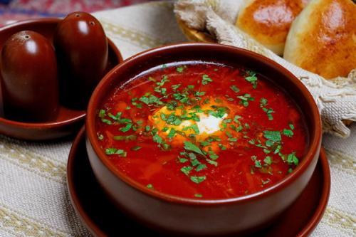 Черкащанин щодня планує готувати 10 тис. порцій борщу