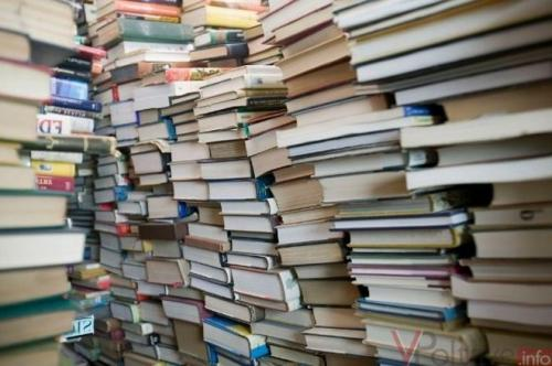 Бібліотекарі збирають книги для АТОвців