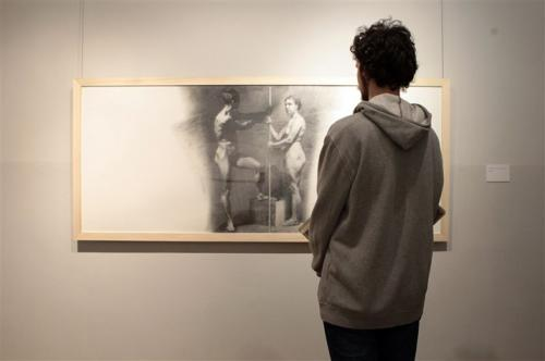 У Черкаському музеї можна малювати голі тіла