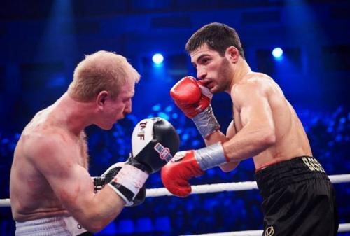 Черкаський боксер залишається непереможним