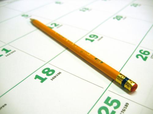 Кабмін назвав святкові та вихідні дні у 2015 році