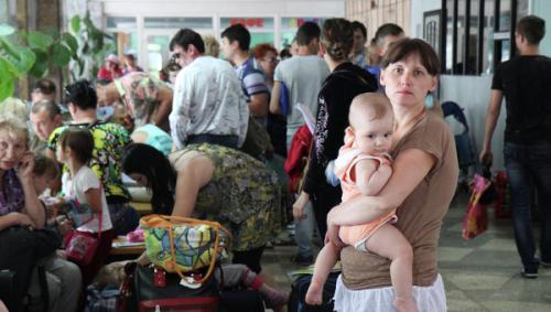 Переселенці незадоволені рівнем черкаських зарплат