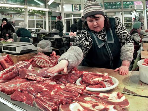 З 1 січня заборонять домашнє м'ясо і молоко в Україні