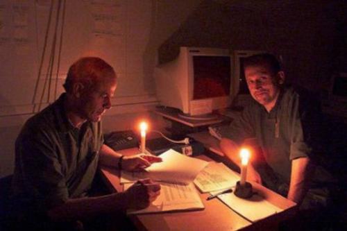 Вимикання світла «спалює» побутову техніку