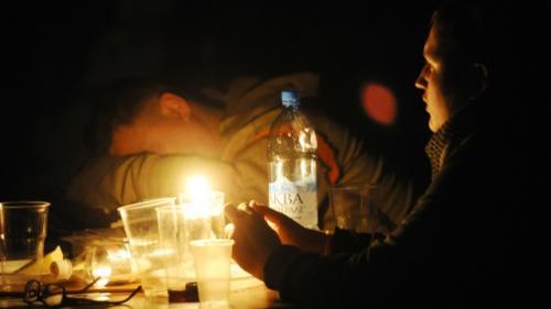 Через відсутність світла у Черкасах страждають хворі із Реабілітаційного центру