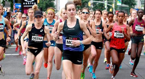 Черкащанка стала другою в аргентинському марафоні