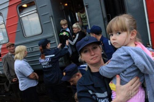 На Черкащині більше 10 тисяч переселенців