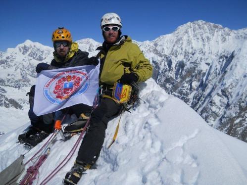 Як черкаські альпіністи підкорювали гори Гімалаїв (ВІДЕО)