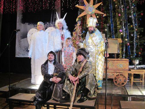Для категорійних дітей у Черкасах влаштували справжнє Новорічне свято