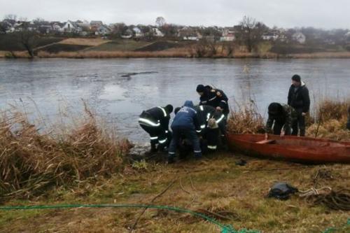 У Жашкові врятували від смерті двох рибалок (ВІДЕО)