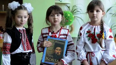 Учні черкаської школи звернулися до бійців в зоні АТО через відео