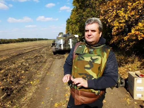 Волонтер розповів про життя черкаських родин, які втратили чоловіків в АТО
