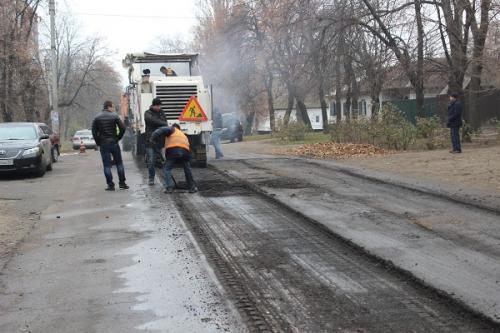У Черкасах капітально ремонтують Вербовецького та Одеську