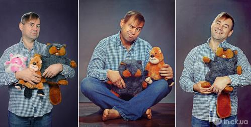 Черкаський актор і співак Сергій Бобров згадав cвою улюблену іграшку з дитинства