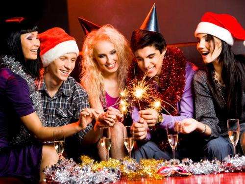Люди в погонах запевняють, що Новий рік прийшов спокійно