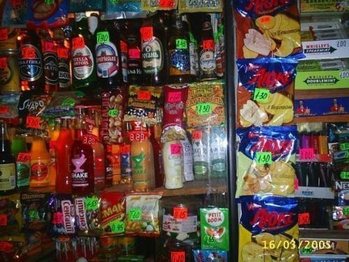 Черкащани показали ціни в магазинах у 2005 році