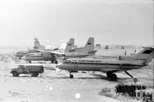 В соцмережі показали, яким був черкаський аеропорт у 1985 році