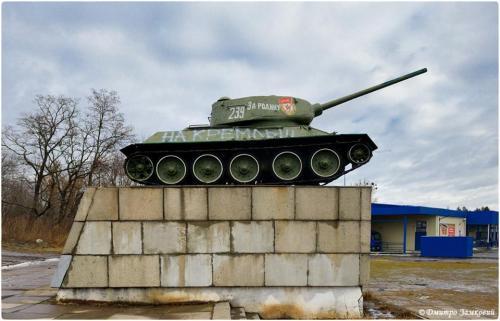 Золотоніські активісти на танку хочуть