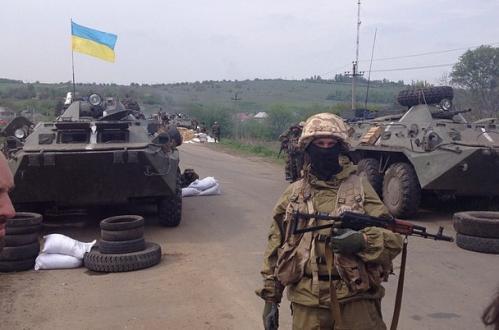 Солдат АТО говорить, що не треба допомагати батальйонам