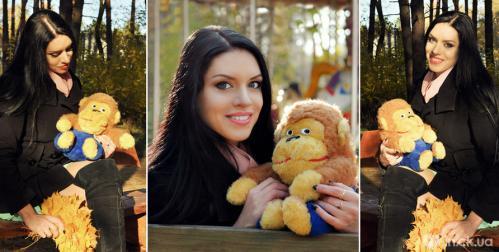 Дорослі діти: Олена Горбань та її мавпочка