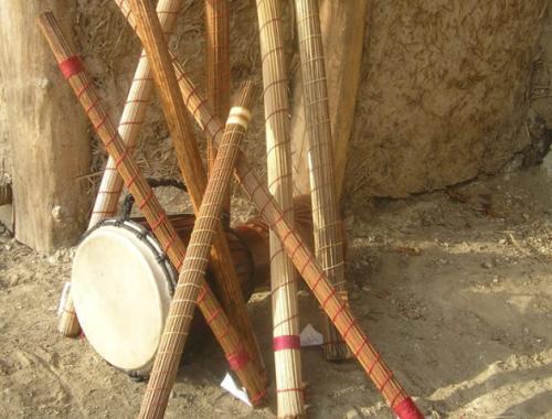 Чигиринська родина самостійно виготовляє музичні інструменти