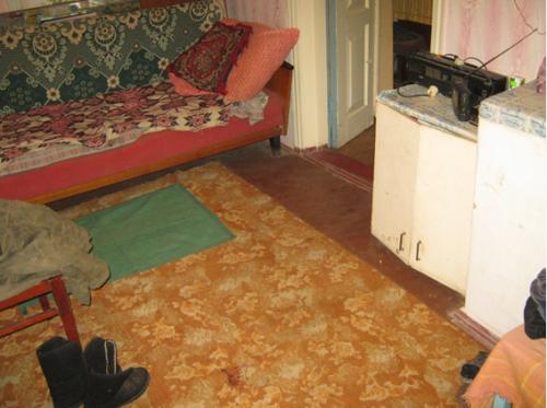 На Канівщині чоловік вбив власну жінку через її зраду (ФОТО)
