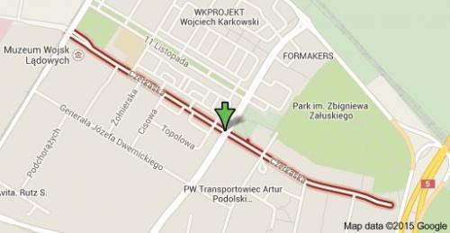 У Польші є вулиця, названа на честь Черкас