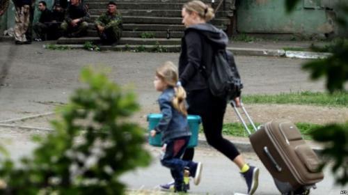 У Черкаси з Луганська переїхала сім'я, яку розшукували терористи