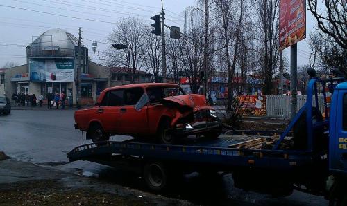 Три особи постраждало після жахливого ДТП у Черкасах (ФОТО)