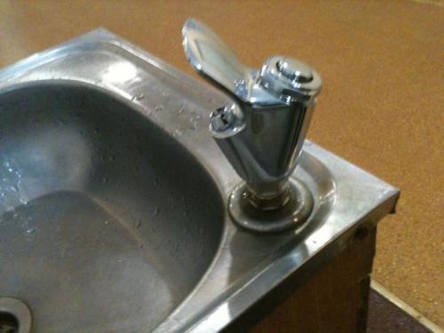 З американського фонтанчику питимуть воду черкаські діти