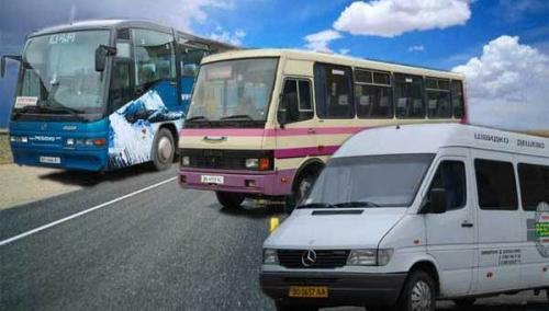 На Черкащині стали менше їздити автотранспортом
