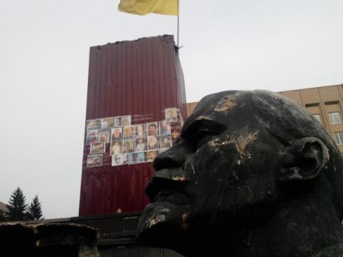 У Золотоноші за Леніна вторгували більше 200 тисяч гривень, які вкрали