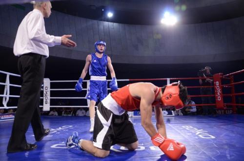 Наступним соперником черкаського боксера стане британець