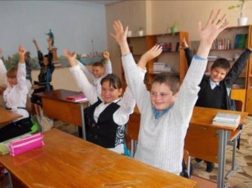 Школярів на Черкащині стало вдвічі менше
